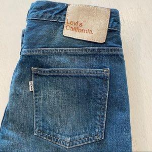 Levi's California Limited Edition Denim Jean 30x32
